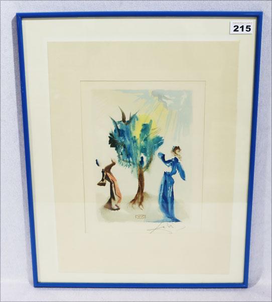 Lot 215: Hinterglasbild 'Heilige Katharina', 19. Jahrhu...
