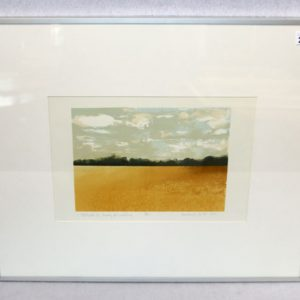 Lot 232: Stich, datiert 1635 ?, 'Soldat zu Pferd', unte...