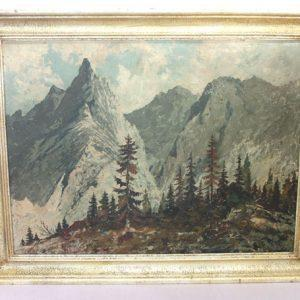 Lot 254: Grafik 'Washington`s House Mount Vernon', Curr...