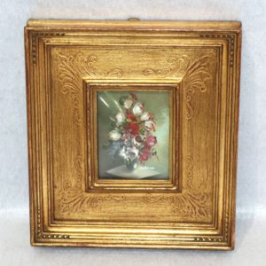Lot 256: Aquarell 'Komposition in lila', attr. Edvard F...