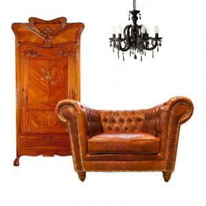 Möbel und Einrichtung