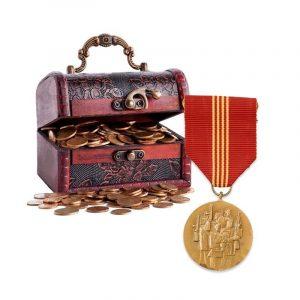 Münzen und Militaria